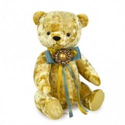 Медведь БернАрт золотой, 30 см