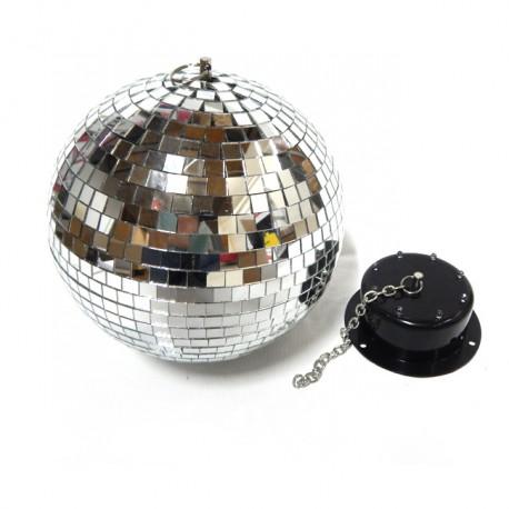 Зеркальный шар ME-8, d-20см
