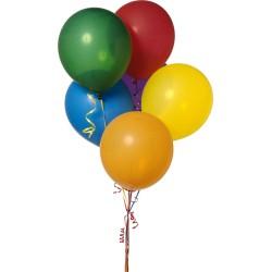 5 гелевых шариков