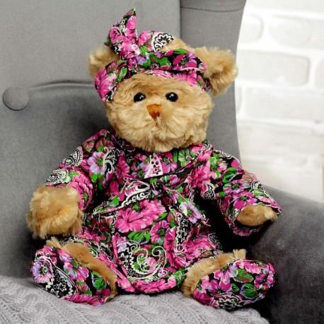 """Мягкая игрушка """"Медведица тетя Тома"""", 30 см"""