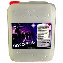 Жидкость для генераторов дыма Disco Fog среднего рассеивания, 0.5л