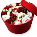 """Коробка с цветами """"Наслаждение"""""""